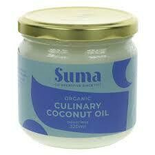 Suma Organic Coconut Oil 320ml