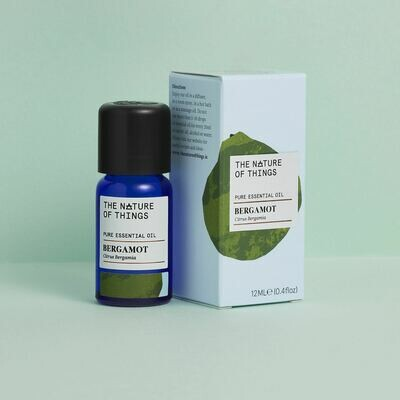 The Nature Of Things Bergamot Essential Oil 12ml