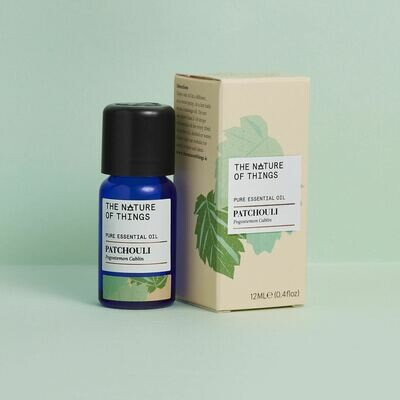 The Nature Of Things Patchouli Essential Oil 12ml