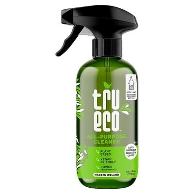Tru Eco All Purpose Cleaner Natural Citrus 500ml