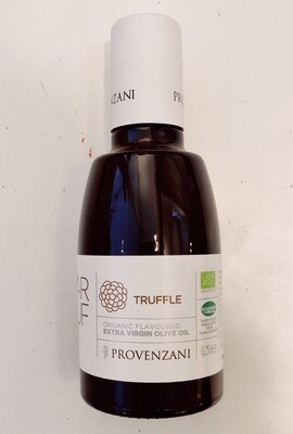 Provenzani Organic Extra Virgin Olive Oil With Truffle 250ml