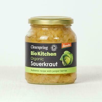 Clearspring Organic Sauerkraut 360g
