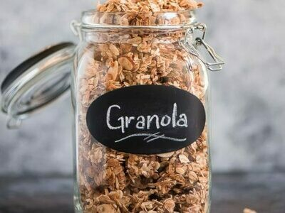 Loose Paddy O's Fruit & Seed Granola 100g