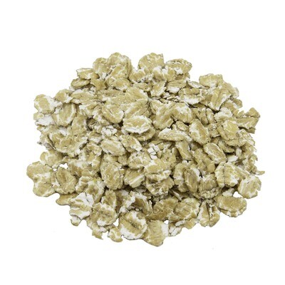 Loose Organic Wheat Flakes 100g