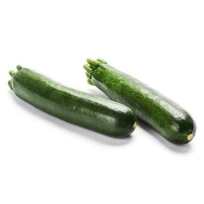Organic Courgette Each