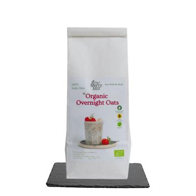 The Merry Mill Organic Overnight Oats 450g