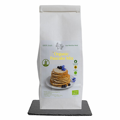 The Merry Mill Organic Pancake Mix 450g