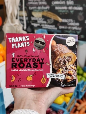 Thanks Plants Everyday Vegan Roast 500g