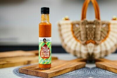 Ellie's Kitchen Mild Lemon & Herb Hot Sauce 250ml
