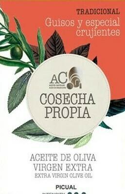 Nobleza del Sur Cosecha Propia Tradicional Ext Virgin Olive Oil refill 100ml
