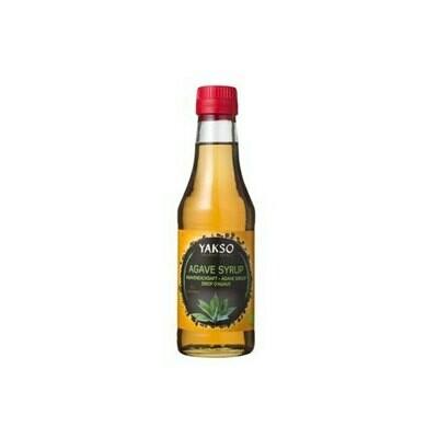 Yakso Organic Agave Syrup 240ml
