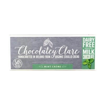 Chocolatey Clare Vegan Mint Creme 40g
