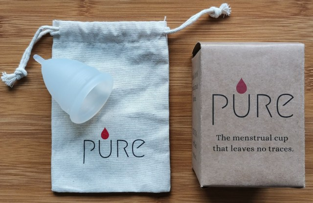Pure Menstrual Cup Large