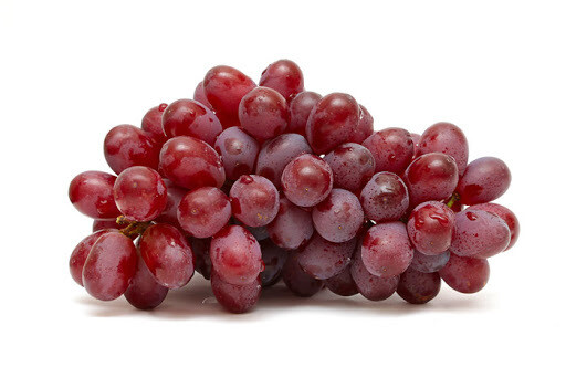 Loose Red Grapes 100g