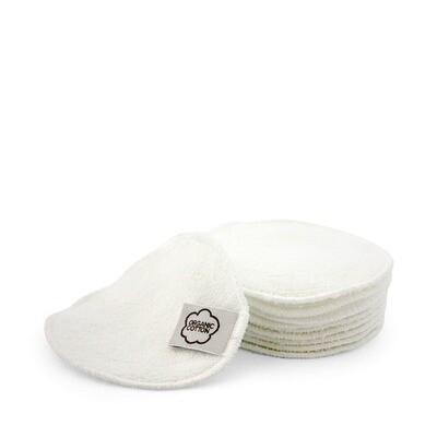 ImseVimse Cleansing Pad White 10pk