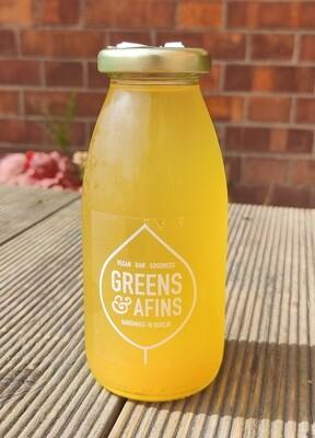 Greens & Afins Passion Fruit Kombucha 250ml