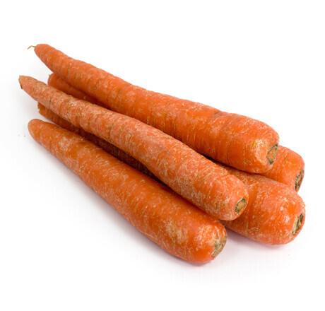 Irish Carrots 100g