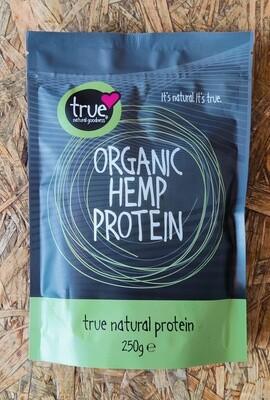 True Natural Goodness Organic Hemp Protein 250g