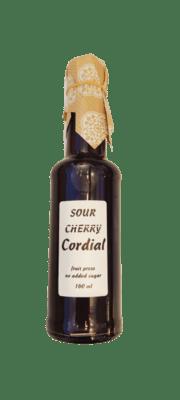Amberline Preserves Sour Cherry Cordial 160ml.
