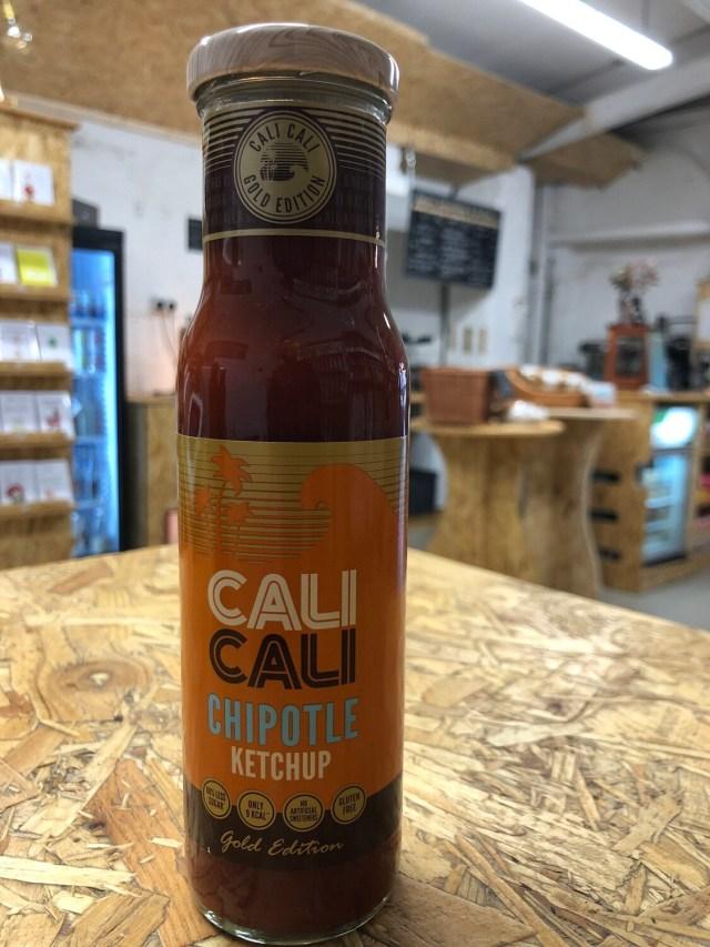 Cali Cali Chipotle Ketchup Gold Edition 265g