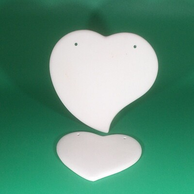 Heart Plaque Small