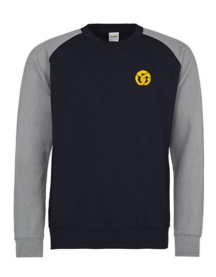 Contrast Sweat Shirt (Unisex)
