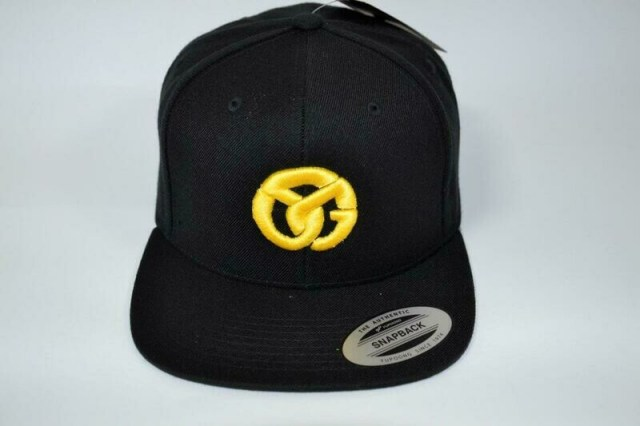 Snapback Cap (3D-Stick)