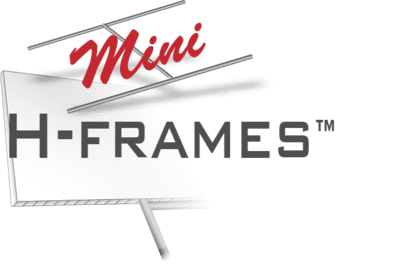 Mini H-Frames