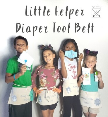 Little Helper Diaper Tool Belt