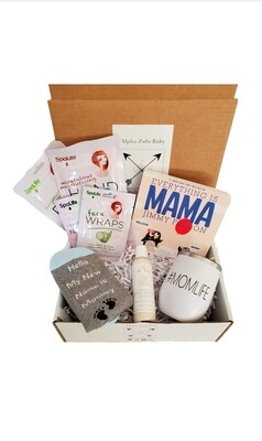 New Mommy Gift Box | Delivery Gift | Adoptive Mom Gift | Mother's Day Gift