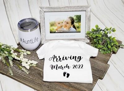 New Aunt Gift Set