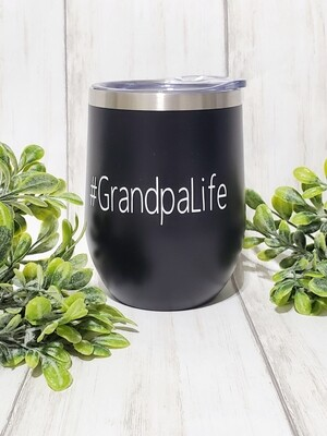 #GrandpaLife Hot/Cold Travel Tumbler