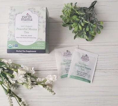 Earth Mama Peaceful Tea