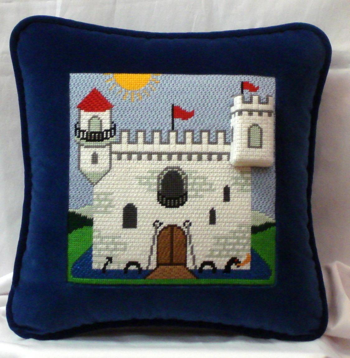 castle tooth fairy pillow julia s needlework