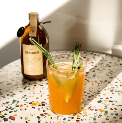 Gembier Citrus - Pineut