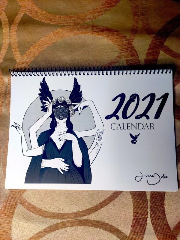 Inknox Calendar 2021