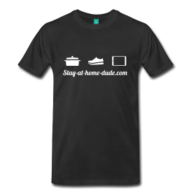 Stay-at-home-dude T-Shirt