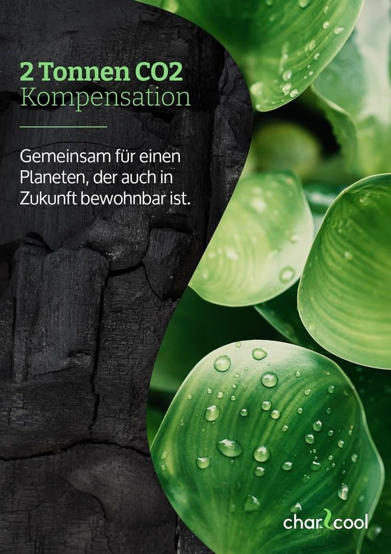 2 to CO2-Kompensations-Zertifikat - Kennenlern-Aktion