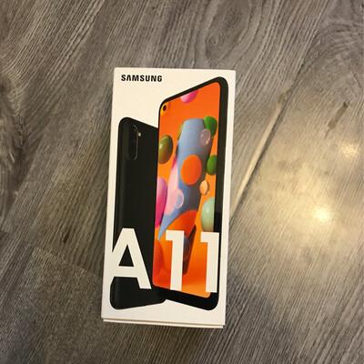 A11 Samsung 32gb Blue