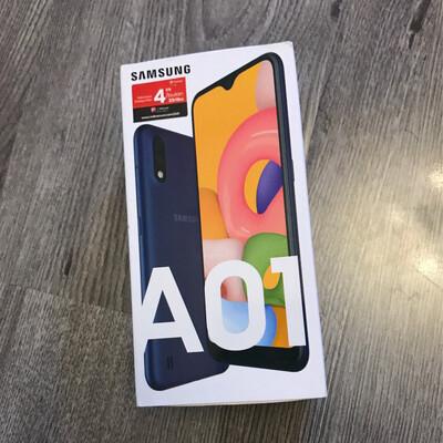 A01 Samsung 16gb Black