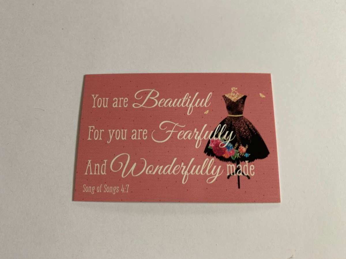Pass It On - You are Beautiful