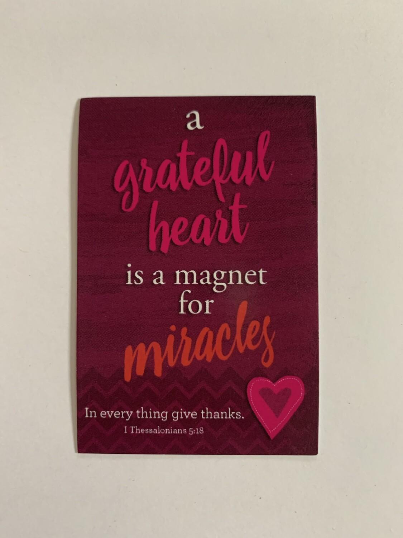 Pass It On - Grateful Heart 1 Thess. 5:18