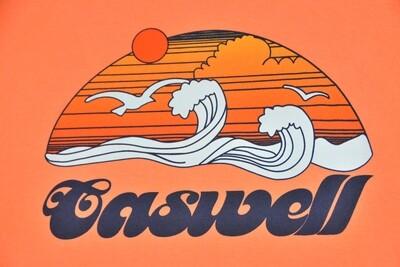 Melon Wave Caswell Shirt