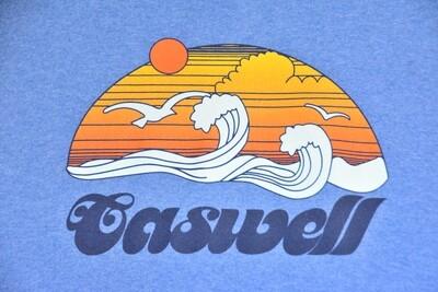 Royal Wave Caswell Shirt