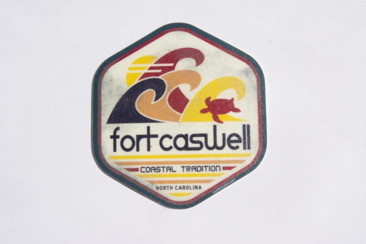 Reg Coastal Tradition Sticker