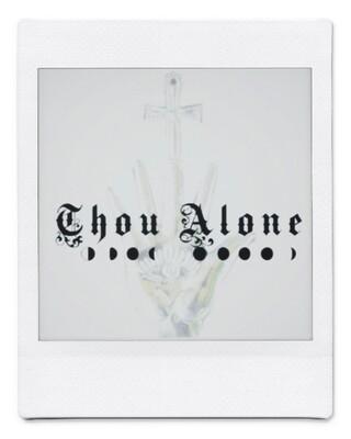 thou alone gift card