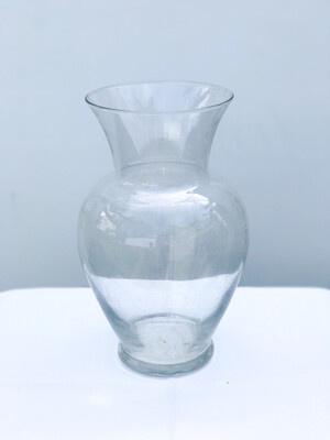 Large Jardin Glass Vase