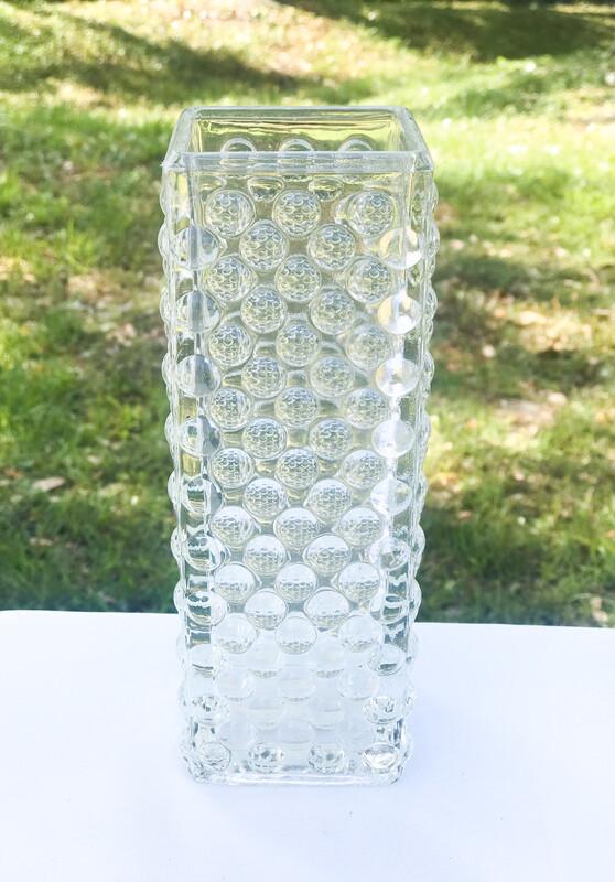 "Bubble Vase 8.5"" Tall"