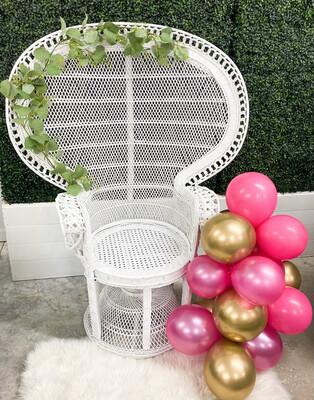 Elizabeth Peacock Chair