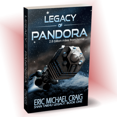 Legacy of Pandora - Personally Autographed for You! - (First Edition Cover)